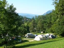 Emplacement - Emplacement camping  120m² - Camping Le Crêtoux
