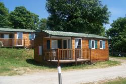 Accommodation - Chalet Mobile Home Pacifique 1 - Camping du Col