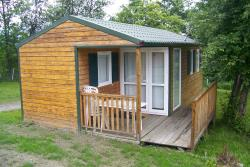 Accommodation - Chalet Mobile Home Pacifique 2 - Camping du Col