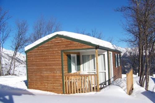 Chalet Mobile Home Pacifique 2