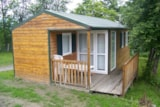 Rental - Chalet Mobile Home Pacifique 2 - Camping du Col