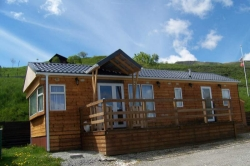 Accommodation - Chalet Mobile Home 6 - Camping du Col