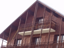 Accommodation - Apartment 1 Bedroom - Camping du Col