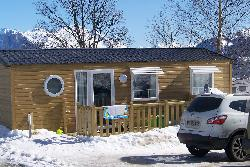 Chalet Mobile Home O HARA Le Charvin