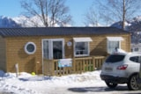 Rental - Chalet Mobile Home O Hara Le Charvin - Camping du Col