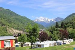 Establishment Camping La Piat - Brides Les Bains
