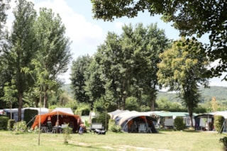 Pitch (Tent And Caravan)
