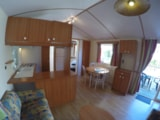Rental - Mobilhome Extra Luxe - Camping Les Deux Vallées
