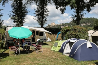 Pitch Xl >=110M² (Tent And Caravan)