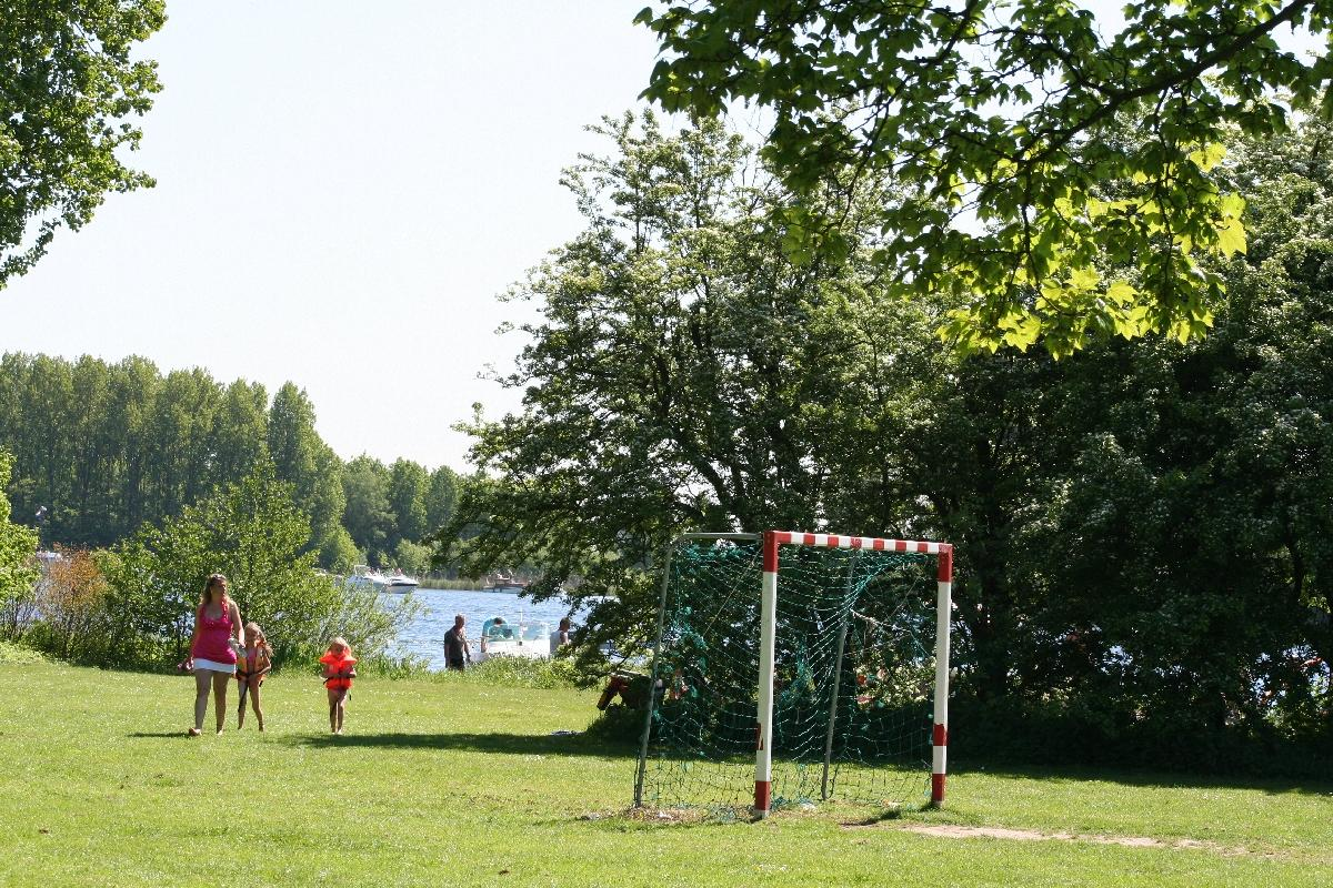 Sport activities Camping De Krabbeplaat - Brielle