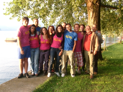 Team Camping Covelo - Iseo