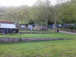 Pitch With Camping-Car