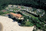 Pitch - Pitch with camping-car - Camping Las Hortensias