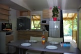 Rental - Cottage Luxe 3 rooms - Camping Les Plans