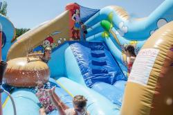 Sport activities Camping Les Plans - Mialet
