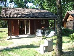 Accommodation - Chalet With 2 Rooms 34M² - Camping Relais du Léman