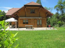 Very beautiful and cosy chalet of 150 m