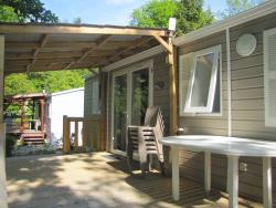 Accommodation - Mobile-Home 3 Bedrooms 33 M² - Camping Relais du Léman