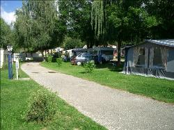 Pitch - Pitch Camping With Car - Camping De Vieille Eglise