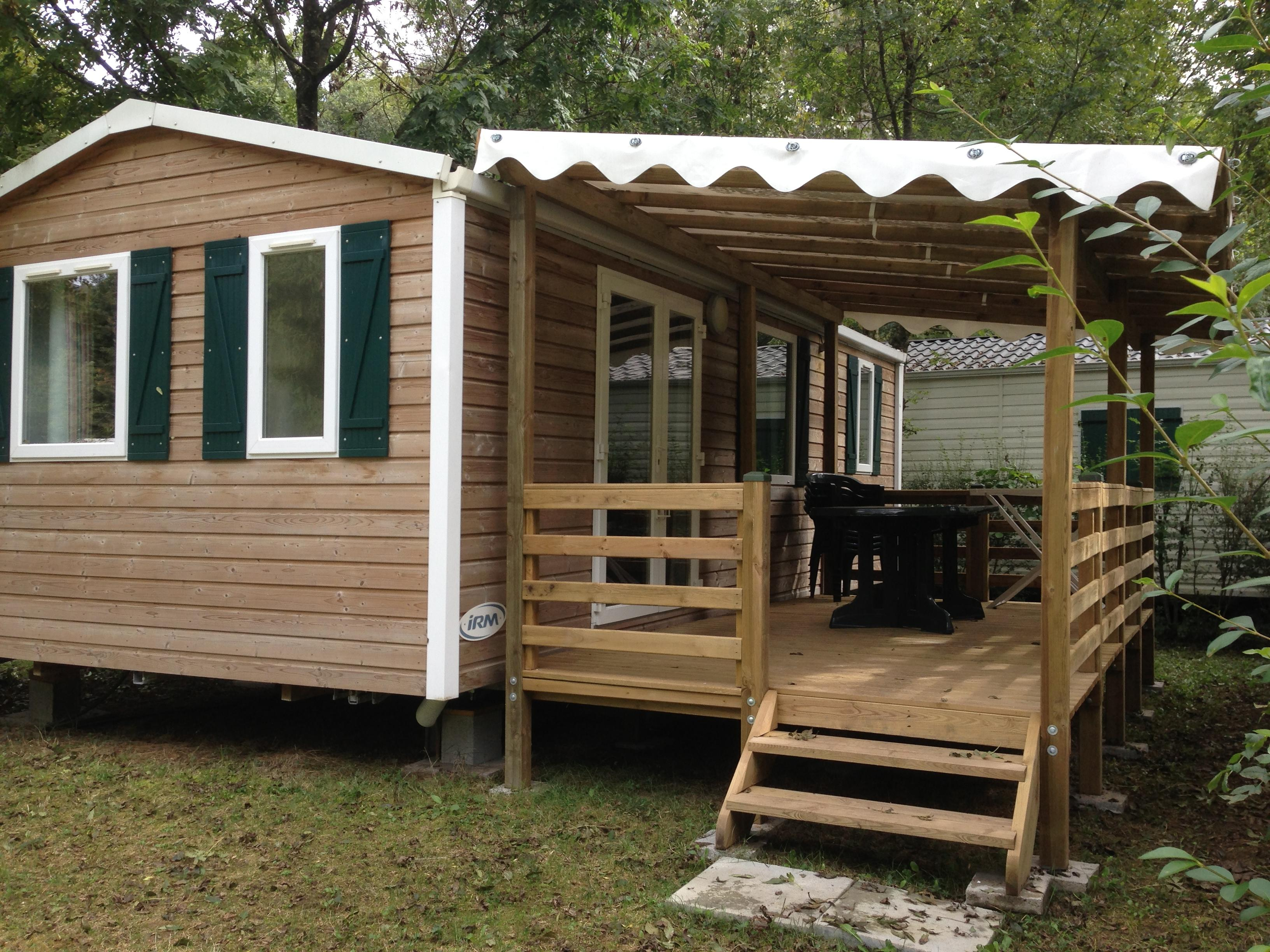 Mobil-home Titania  (29.70 m2) - 2 chambres - Année 2011