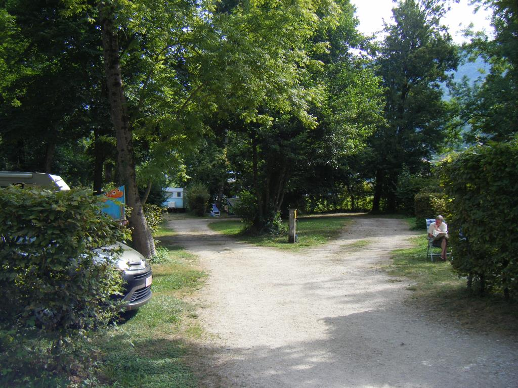 Camping Saumont