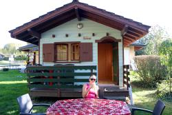 CHALET 12 M² without private facilities