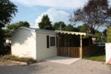 Rental - Mobile Home Optimeo Pmr 35M² (Adapted To The People With Reduced Mobility) - Camping La Renouillère