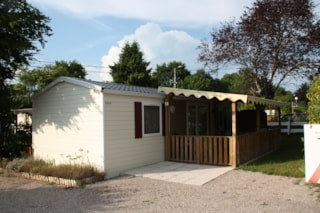 Mobile Home Optimeo Pmr 35M² (Adapted To The People With Reduced Mobility)