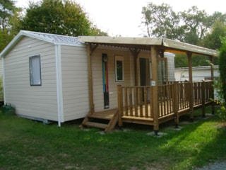 Mobile-Home Ibiza Duo 27M2 2/4 Pers