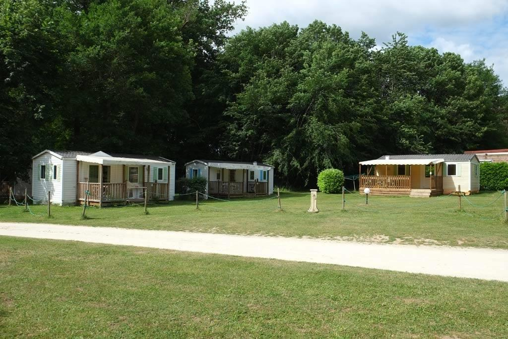 Mobil-home SUPER ASTRIA A, (SUNNY) per week or Overnight stays
