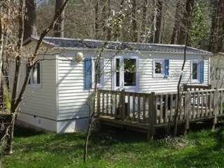 Mobil-home TITANIA per week or Overnight stays