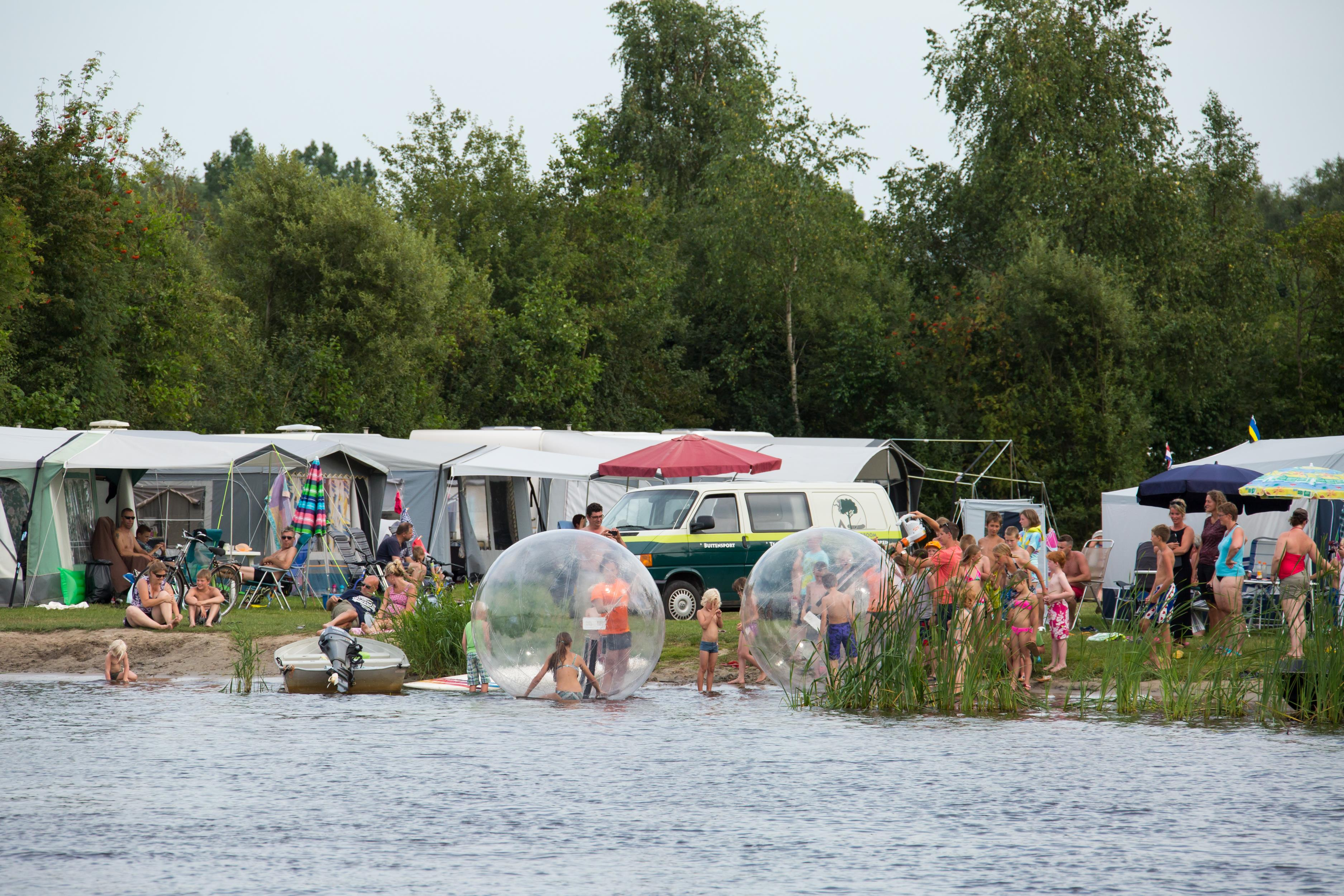 Leisure Activities Camping It Wiid - Earnewâld