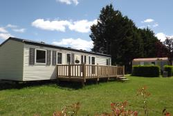 Rental - Mobile home Willerby 40m² - Camping Le Paradou