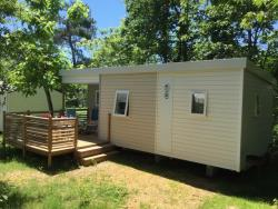 Rental - Mobile-home Comfort - Camping Le Clou