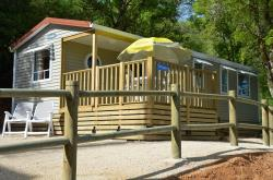 Rental - Mobile-home Limoges - Camping La Draille