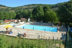 Bathing Camping La Draille - Souillac