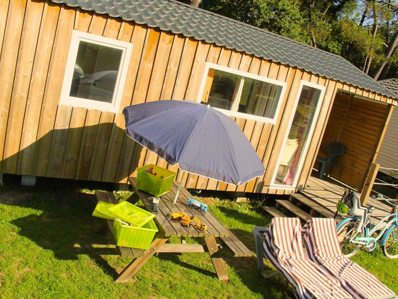 Location - Ch2/3-26-1Ch-Lv-2S - Camping Le Moustoir
