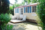 Locatifs - Mobile-Home 4/5 Pers. COTTAGE - Camping Le Haras