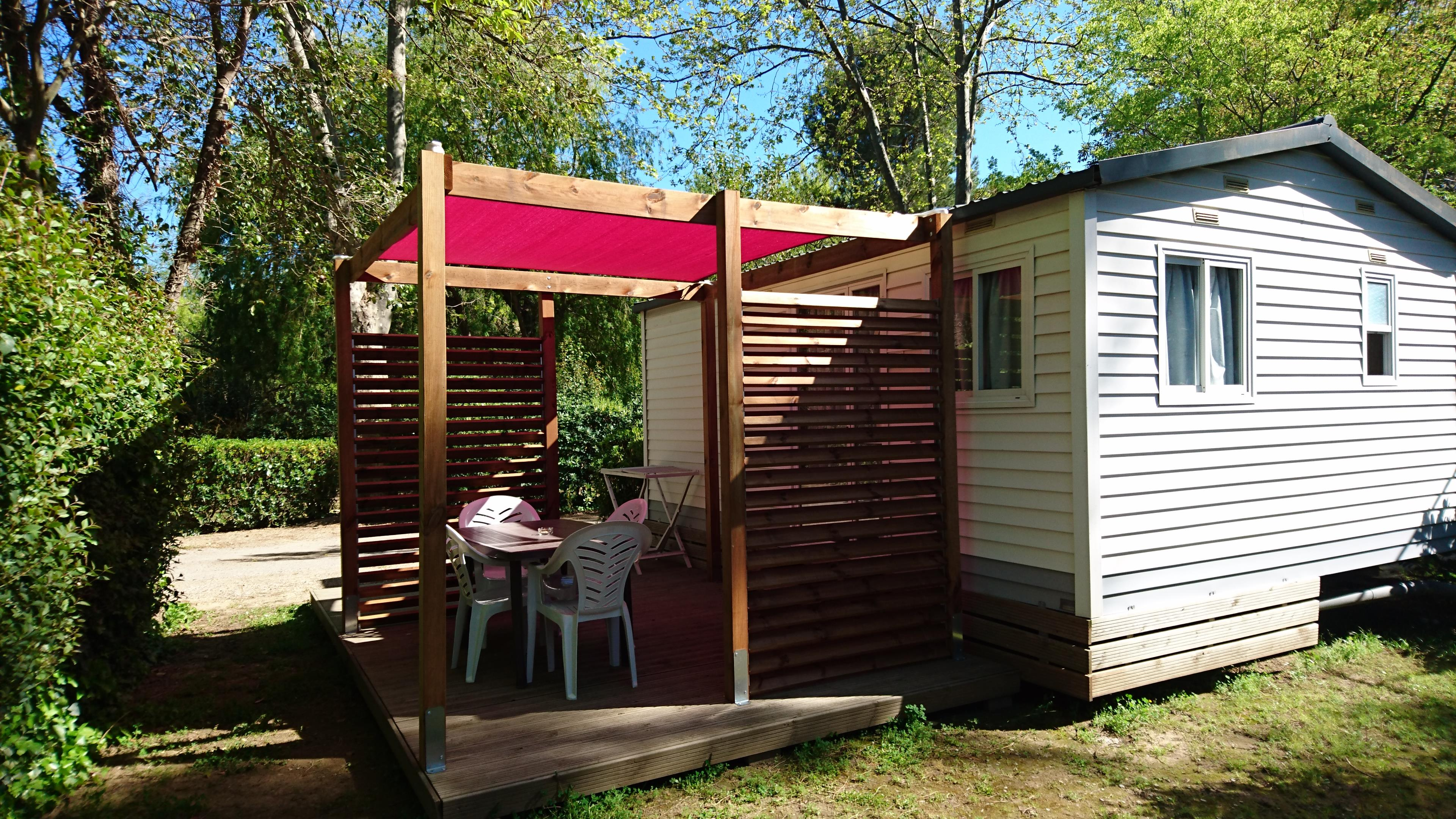 Mobil-Home 4 Pers. CLASSIQUE
