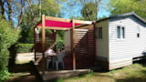 Rental - Mobile home 4 People CLASSIC - Camping Le Haras