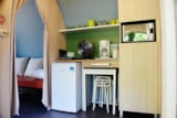 Rental - Coco Sweet 2 bedrooms - Camping Le Haras