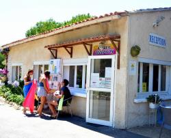 Services & amenities Camping L'ile D'or - Giens -  Hyères