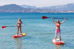 Sport activities Camping L'ile D'or - Giens -  Hyères