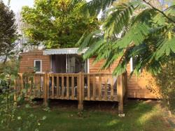 Mobile home 33 m² (2 chambres) plus terrasse 11 m²