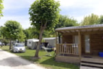 Rental - Chalet Cocon Confort 24m² (1 bedroom) + sheltered terrace 8m² - Flower Camping La Venise Verte