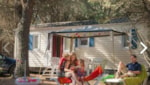Locatifs - Bungalow climatisation 3 chambres - Homair - Camping Green Park