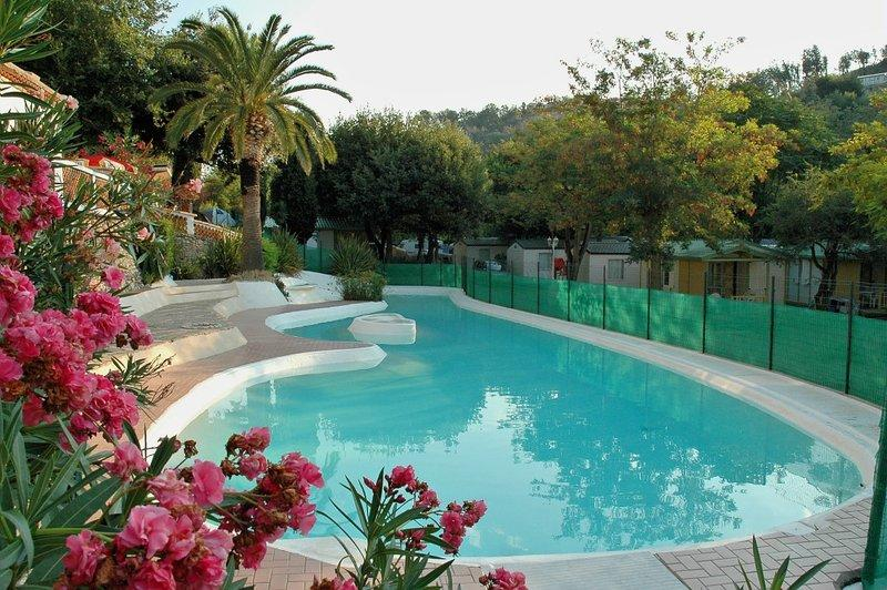 Mare, piscina Homair - Camping Green Park - Cagnes sur Mer
