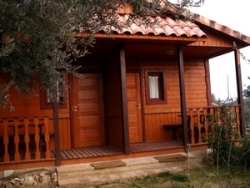 Accommodation - Bungalow - Camping Alquézar