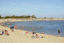 Beaches Flower Camping Les Ilates - Loix