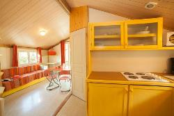 Locatifs - Chalet Jade - Camping L'Hirondelle